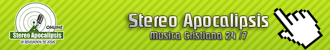 Stereo Apocalipsis Radio Cristiana Guatemala