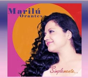 Cantante Marilú Orantes Hija de Francisco Orantes Guatemala