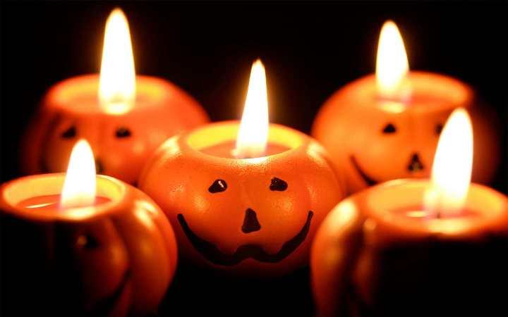 Hallowen Terror Fiesta satanica Crsitianos