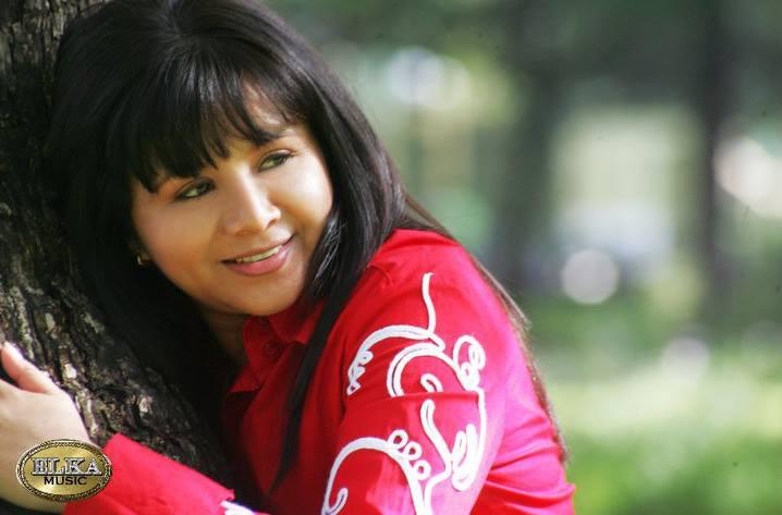 Katty Mariegos Musica Cristiana de Guatemala