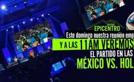 Jesús Adrián Romero invita a ver partido de fútbol en su Iglesia
