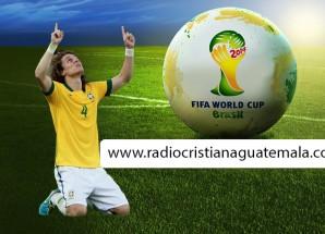 Publican lista de los futbolistas cristianos que juegan en Mundial Brasil 2014