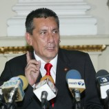 Roberto Villate compara a Manuel Baldizón con Jesucristo