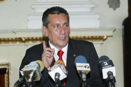 Roberto Villate Partido Lider
