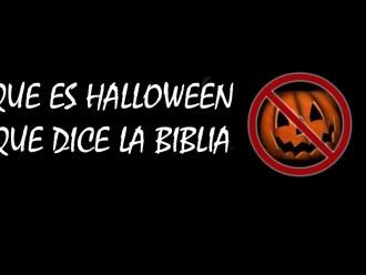 Que Es Halloween? Que Dice La Biblia?